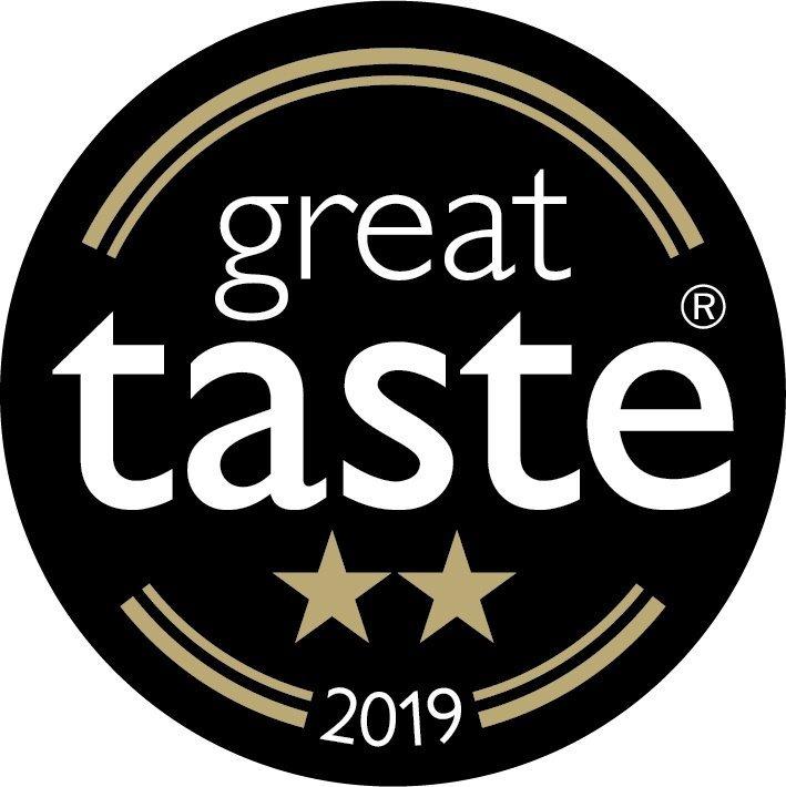 Premio Great Taste 2019 - 2 Stars